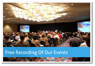 Free Recording Of Our Events